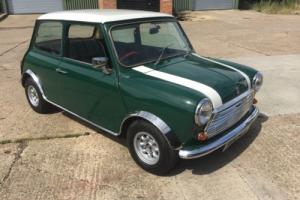LEYLAND MINI 1000 AUTO VERY GOOD CONDITION NEVER WELDED VERY CLEAN GARAGE FIND