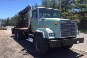 1988 Freightliner FLC11264 Crane & Lifting Trucks Photo