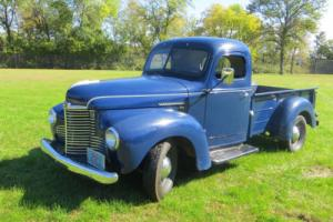 1948 International Harvester KB-1