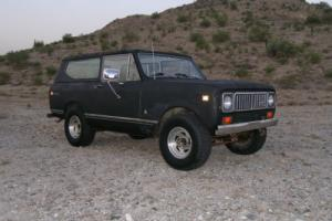 1974 International Harvester Scout Photo