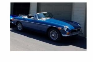 1974 MG MGB B Photo