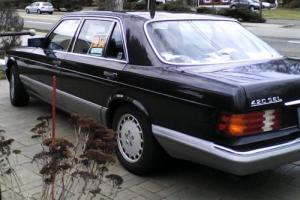 1987 Mercedes-Benz SL-Class 420 SEL