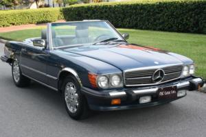 1986 Mercedes-Benz SL-Class 560SL CONVT - BOTH TOPS - 110K MI