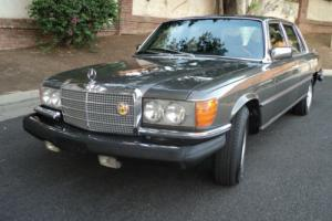 1978 Mercedes-Benz 400-Series mercedes 450sel 6.9