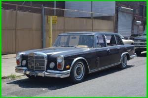 1969 Mercedes-Benz 600-Series