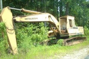 1987 Mitsubishi MS 240-LC Excavators