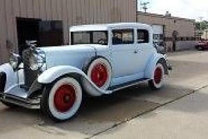 1931 Nash Victoria
