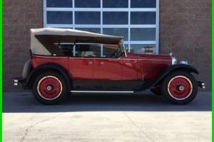1923 Packard OPEN SPORT TOURING CAR