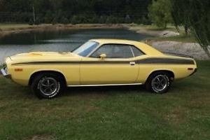 1973 Plymouth Cuda Cuda