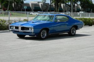 1968 Pontiac Tempest TEMPEST LEMANS 350 POWERGLIDE COUPE