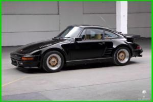1987 Porsche 911 Turbo (930) - Slantnose Conversion/BBS Wheels