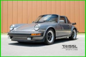 1982 Porsche 911 SC Targa 911 Paint to Sample