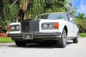 1985 Rolls-Royce Silver Spirit/Spur/Dawn Photo