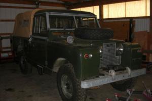 1959 Land Rover Defender