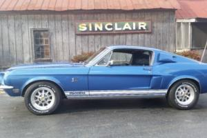 1968 Ford Mustang Photo