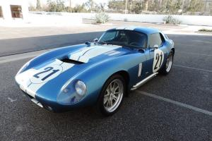 1964 Shelby Cobra Daytona Coupe Cobra Daytona Coupe Recreation