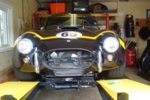 Replica/Kit Makes: Shelby Cobra Roadster