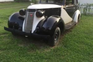 1937 Studebaker Dictator