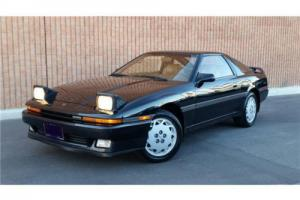 1987 Toyota Supra Turbo Targa Roof