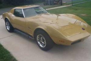 1973 Chevrolet Corvette Photo