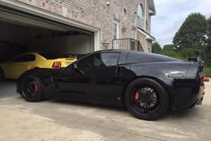 2008 Chevrolet Corvette 2lz