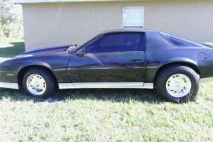 1984 Chevrolet Camaro Photo