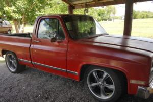 1984 Chevrolet Other Pickups Other Pickups