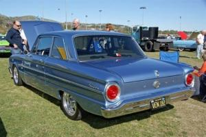 1963 Ford Falcon 2 Door Sedan