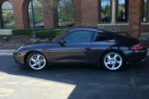 2000 Porsche 911 c4 carerra 2 door coupe