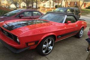 1973 Ford Mustang Photo