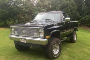 1987 Chevrolet Silverado 1500 C-10
