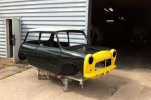1968 CLASSIC MINI MK2 bodyshell
