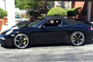 "2015 Porsche 911 Carrera ""S"" Cabriolet"