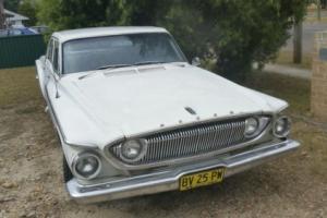 1962 Dodge Dart in NSW