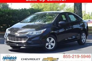 2017 Chevrolet Cruze 4dr Sedan Automatic LS