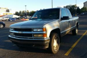 1999 Chevrolet C/K Pickup 1500 Photo