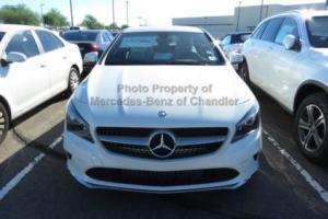 2017 Mercedes-Benz CLA-Class CLA250 Coupe