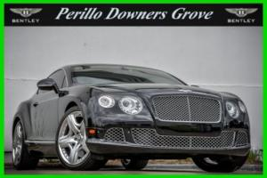 2012 Bentley Continental GT Photo