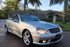 2005 Mercedes-Benz Other CLK500