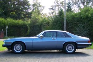 1989 JAGUAR XJ-S AUTO 3.6 EXCELLENT CONDITION FULL HISTORY 20 STAMPS Photo