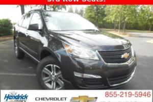 2017 Chevrolet Traverse FWD 4dr LS w/1LS