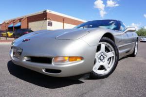 1999 Chevrolet Corvette 99 Corvette Coupe 1 OWNER CLEAN CARFAX ONLY 49K Mi