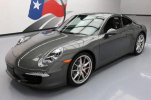2012 Porsche 911 CARRERA S PDK SPORT CHRONO SUNROOF NAV
