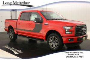 2016 Ford F-150 SPORT APPEARANCE PKG 10K IN SAVINGS! MSRP $55730
