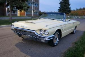 1965 Ford Thunderbird LUXURY CONVERTIBLE