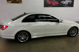 2008 Mercedes-Benz C-Class 3.5L V6 Sport Panoramic Roof Navigation