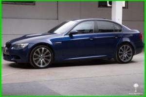 2010 BMW M3 Sedan (E90)