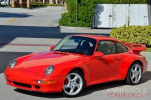 1997 Porsche 911 Carrera 4S Wide Body Coupe! Low Miles! Rare!