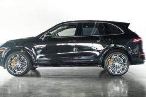 2016 Porsche Cayenne AWD 4dr Turbo S