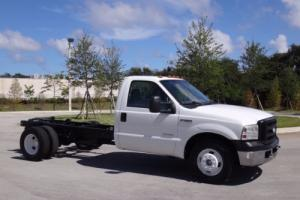 2007 Ford F-350 Cab & Chassis